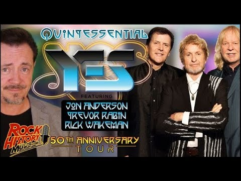 Jon Anderson's YES Announces Their Own 50th Anniversary Tour & New Music