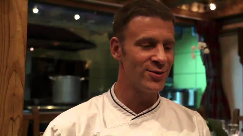 Reportage de tv 8 mont blanc sur l 39 hotel restaurant les for Les chalets de philippe chamonix