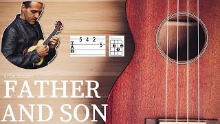 Cat Stevens - Father and Son - Ukulele Lesson