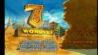 """[Ps2] Introduction du jeu """"7 Wonders of the Ancient World"""" de l"""