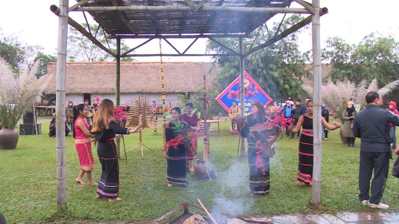 Làng Văn hóa – Du lịch các dân tộc Việt Nam: Điểm trải nghiệm văn hóa lý tưởng của Thủ đô