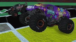32 Truck World Finals 19 Racing - BeamNG.Drive Monster Jam