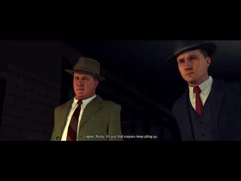 L.A.  Noire   The Studio Secretary Murder Part 2