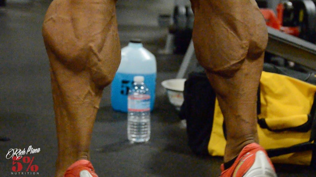 Bodybuilding: Big Calves Without High Rep Sets ~ Posture