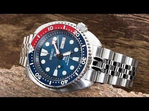 Seiko Turtle🐢 #SRPA21 PADI🌊 (M)eine Sommer Uhr & #SKX009 Alternative😎