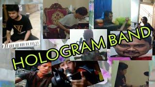 Broery Marantika - Emilia Contessa   Setangkai Anggrek Bulan   HOLOGRAM MUSIC
