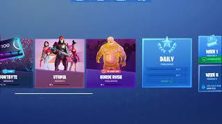HORDE RUSH DISABLED/NOT WORKING/NOT APPEARING (FORTNITE Patch v.21