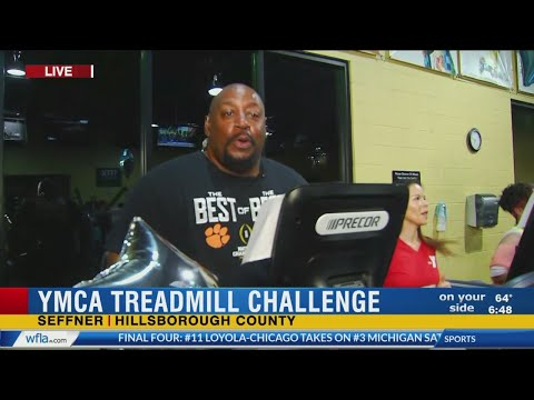 Treadmill Tuesday