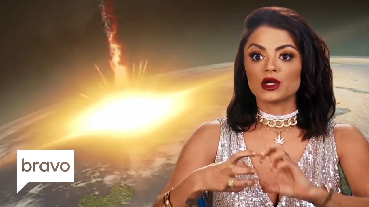 GG Using the Moon's Energy to Get Pregnant | Shahs of Sunset Highlights (S8 Ep2)