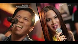 Ariel Noah ft. Sheryl Sheinafia - The Scientist (Coldplay Cover)- Special Performance at Breakout