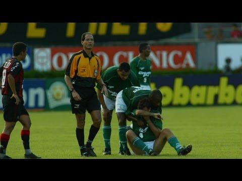 Vitória 4 x 3 Palmeiras - Campeonato Brasileiro de 2002