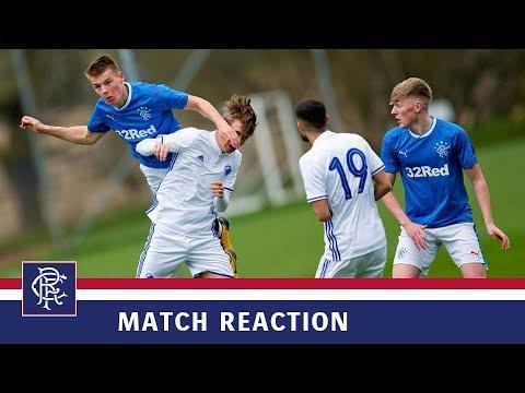 U20 REACTION | Lewis Mayo | Rangers 2-1 FC Copenhagen