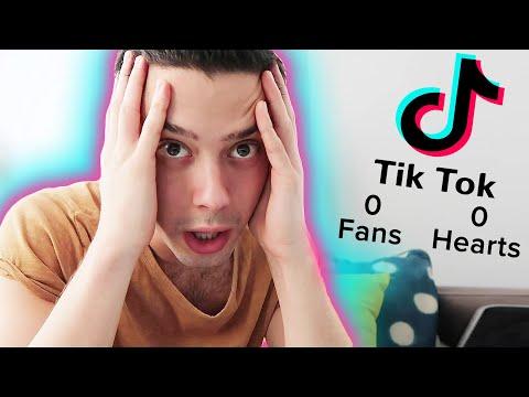 Trying To Get 1 Million TikTok Followers | Part 1
