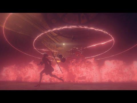 NieR: Automata E3 2016 Boss Battle