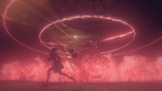 NieR: Automata E3 2016 Boss Battle