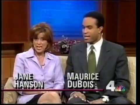 WNBC TODAY IN NY PROMO-5/15/00-Jane Hanson, Maurice DuBois