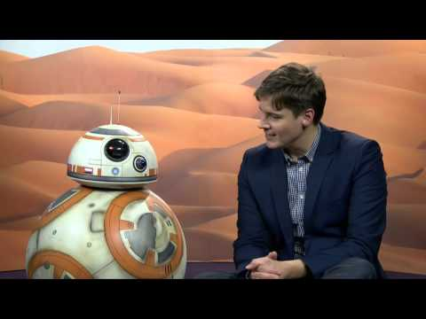 BB-8 Interview - Star Wars The Force Awakens