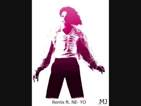 Because of  You - Remix - Michael Jackson & NeYo