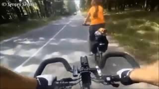 Владимир Селиванов (группа Раён) - На велосипеде