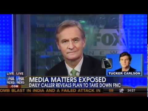 Daily Caller: Media Matters Intended To Look Into Private Lives Of Fox News