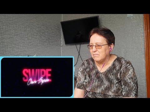 Ольга Бузова - SWIPE (Lyric Video 2020) РЕАКЦИЯ