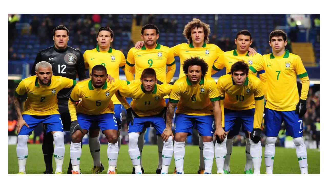 ab16e8682 Brazil Team Squad 2018 Fifa World Cup