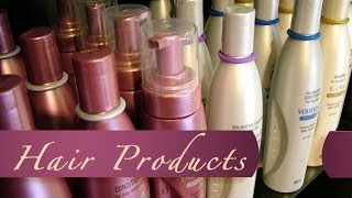Learn About Hair Products - Hindi