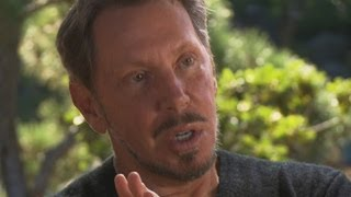 Oracle CEO Larry Ellison talks Google, Apple and the NSA