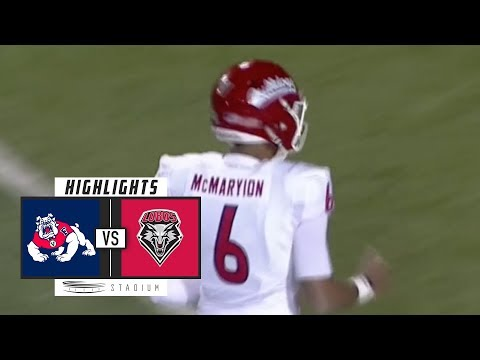Fresno State vs. New Mexico Football...