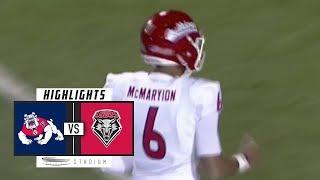 Fresno State vs. New Mexico Football Highlights (2018) | Stadium