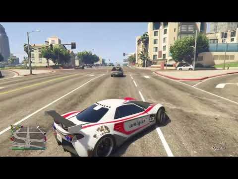 Grand Theft Auto V | Funny moments #4 !!
