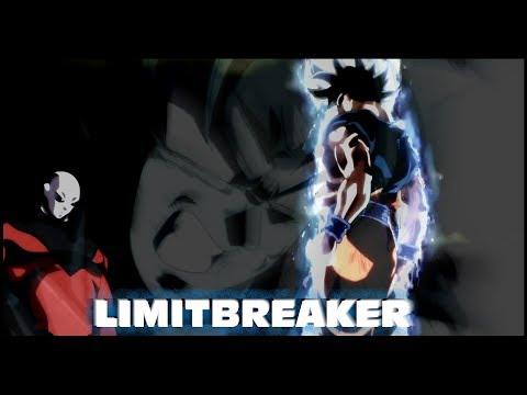 Dbs Goku vs Jiren - LIMITBREAKER - AMV power up motivation