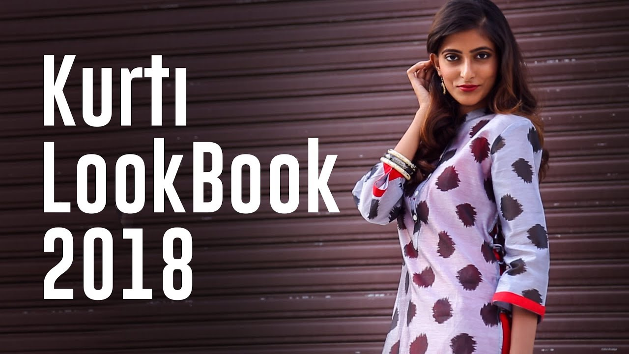 b96253f1e3ebbf Latest Kurti Designs 2018 Video