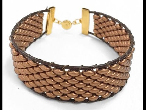 Jewel School: Hippie Chick Bracelet