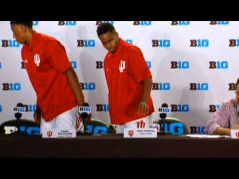 INDIANA PRESS CONFERENCE