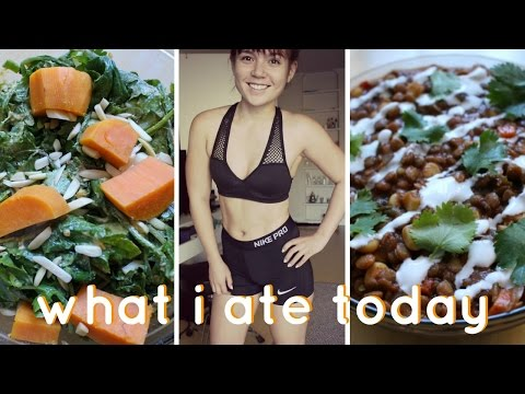 What I Ate Today // Vegan Weight Loss