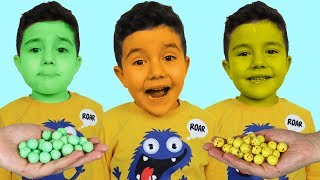 Yusuf'un Sihirli Şekerleri! Magic Candies - Funny Kids Video