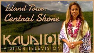 Kaua'i Island Tour - Part 02 - Central Shore, Līhuʻe - Kaua'i-TV