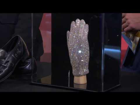 From MJ to Elvis, iconic celebrity owned items go up for auction