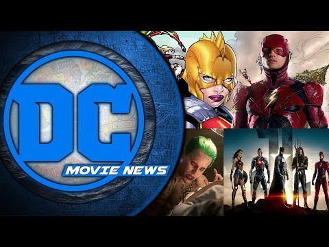 DC Movie News for the Week of September 21st, 2017