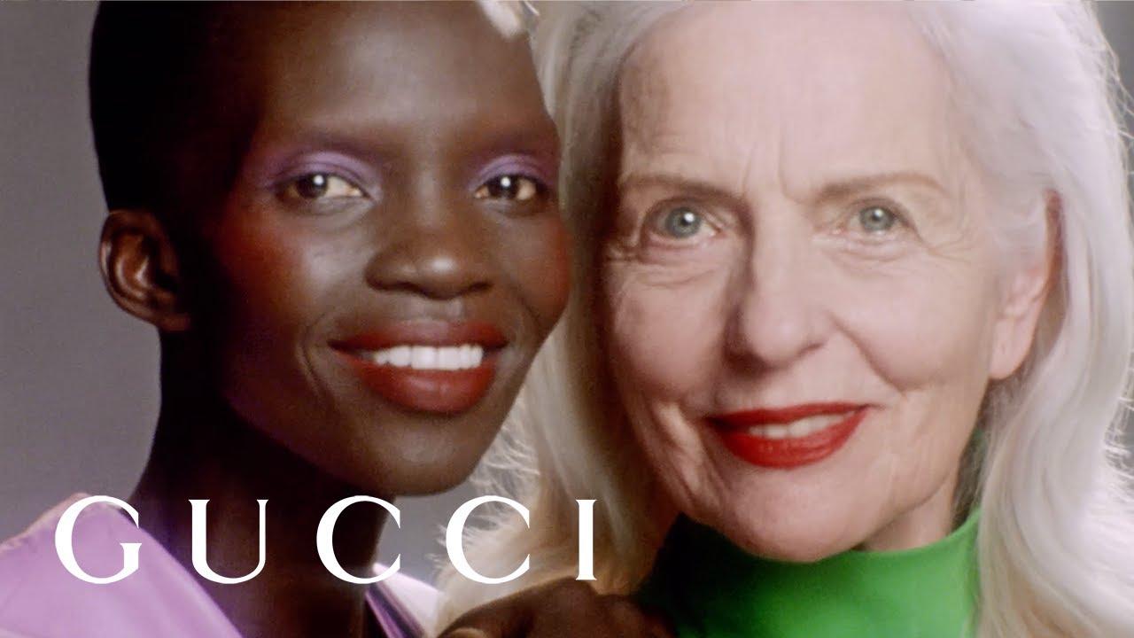 Gucci: Matte Lippenstift