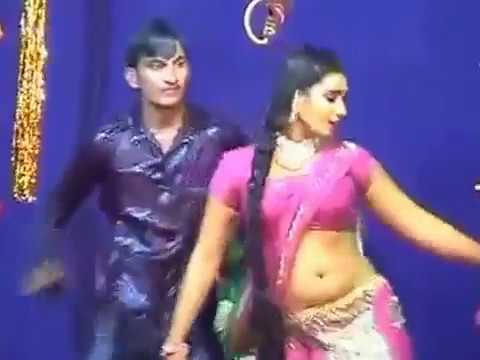Telugu Village Drama Recording Dance 2017