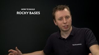 WHTV Tip of the Day - Rocky Bases.