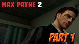 MAXPAYNE 2 [PART 1] | JIM BRAVURA IS DEAD | [Hindi Gameplay]