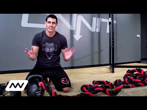 How to Set Up Battle Ropes for Your Gym