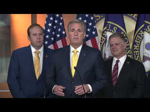 BLAME AMERICA FIRST: Kevin McCarthy RIPS Democrats Over American Hatred
