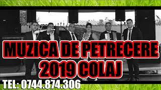 MUZICA DE PETRECERE 2019 COLAJ SELECTIE NOU
