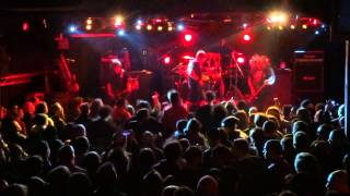 Napalm Death @ Penelope - Madrid - Unchallenged Hate - 11/02/2014