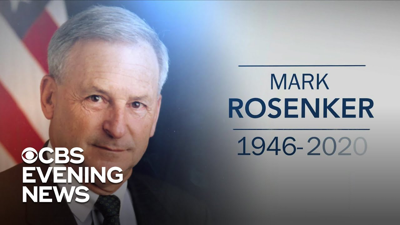 CBS News transportation safety analyst Mark Rosenker dies at 73 years old