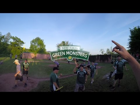 Wiffle Ball | Green Monsters | Semi Final
